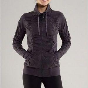 Lululemon Reversible Cool Down Jacket sz 10